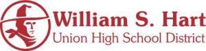 William S. Hart Union High School District Logo for elementary schools, jr. high schools and high schools in the Hart School District