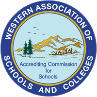 WASC Logo for Western Association of Schools and Colleges for k-12 education
